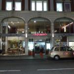 Vapiano Filiale in London
