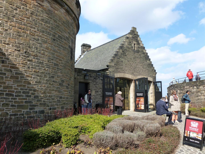 Was darf in einem schottischen Castle auf keinen Fall fehlen?!?