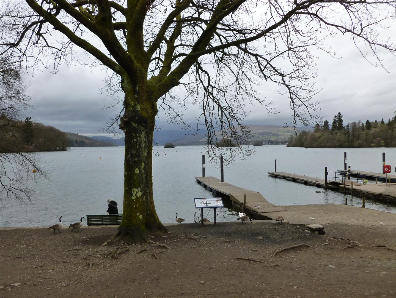 Wenn man schon im Lake District ist, dann muss auch mal ein See gezeigt werden!