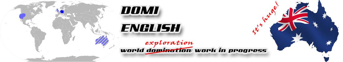 Domi English