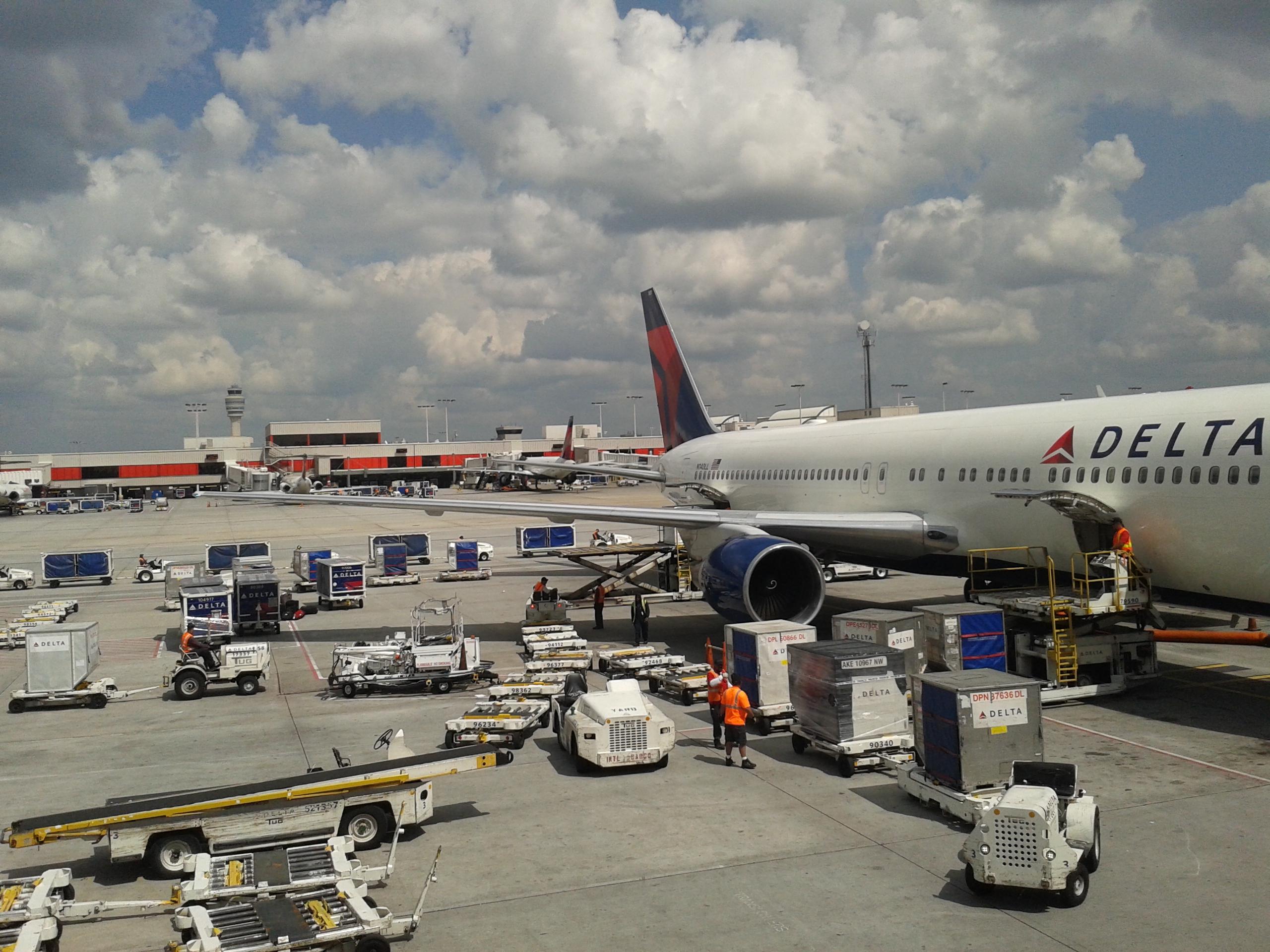 Flughafen Atlanta