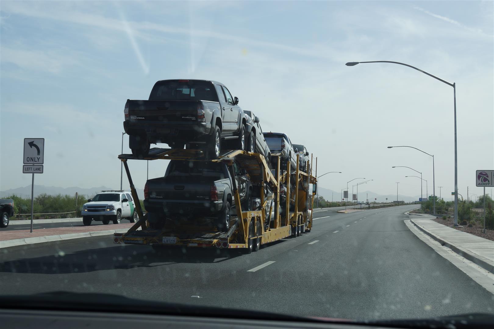 """""""Der ist von einem Truck-Truck gefallen!"""" [Bart Simpson]"""