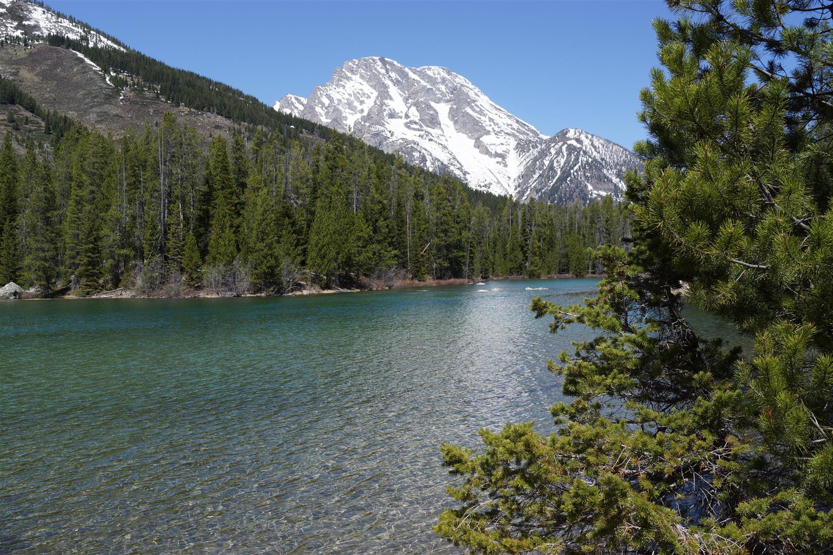 Danach kamen noch ein paar andere Seen.