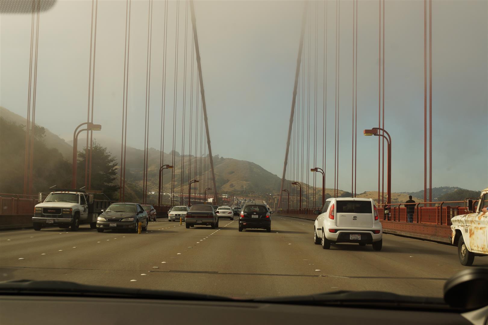 ... Bridge. Das war auch einmal ein Erlebnis!