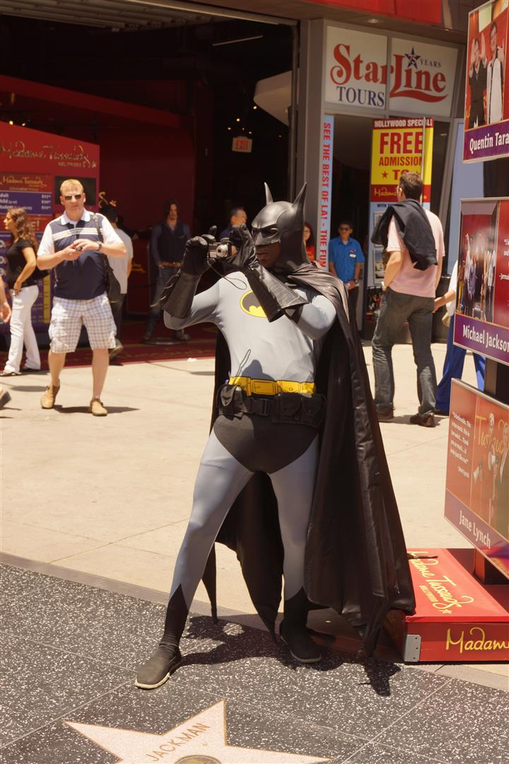 Black Batman