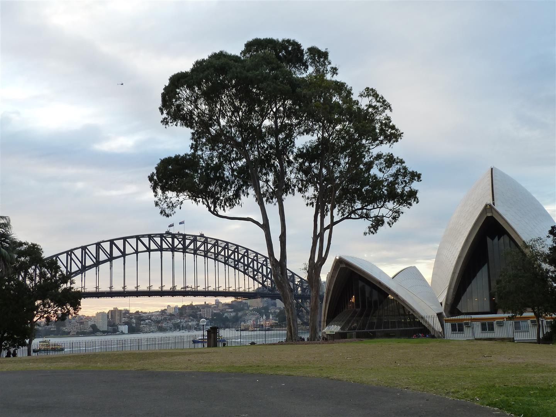 Die zwei berühmtesten Gebäude der Stadt: