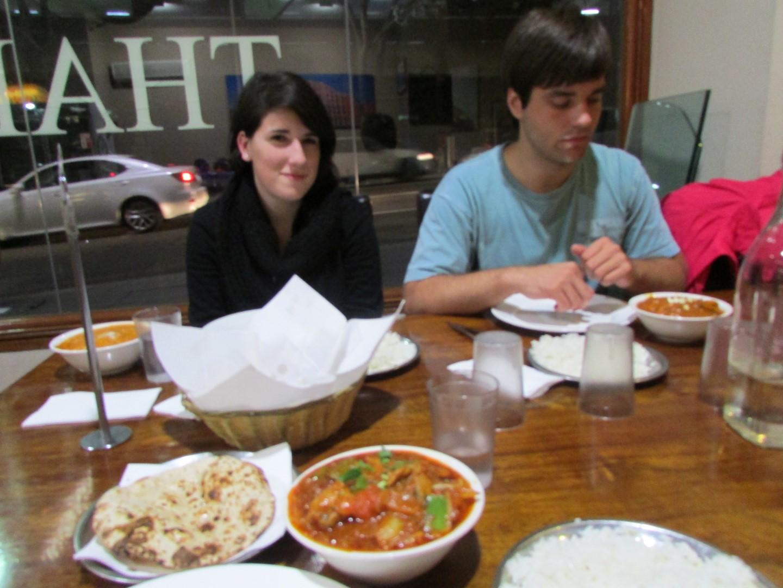 Abendessen in Sydney,