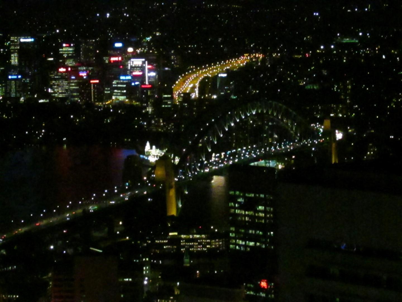 Und natürlich die Harbour Bridge!
